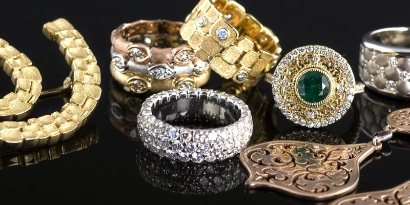 A Guide to Buy Sterling Silver Rings Wholesale - Determine Price Only by Quality