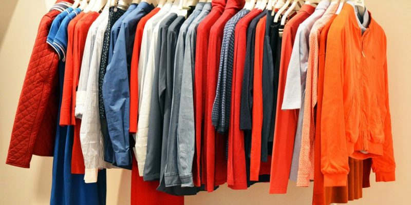 How To Donate Old Clothes