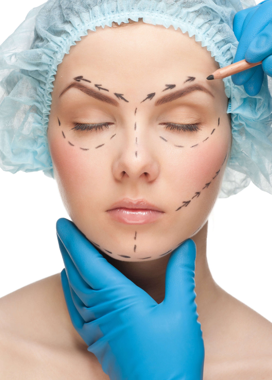 Makeup Applying Secrets - Face Foundation
